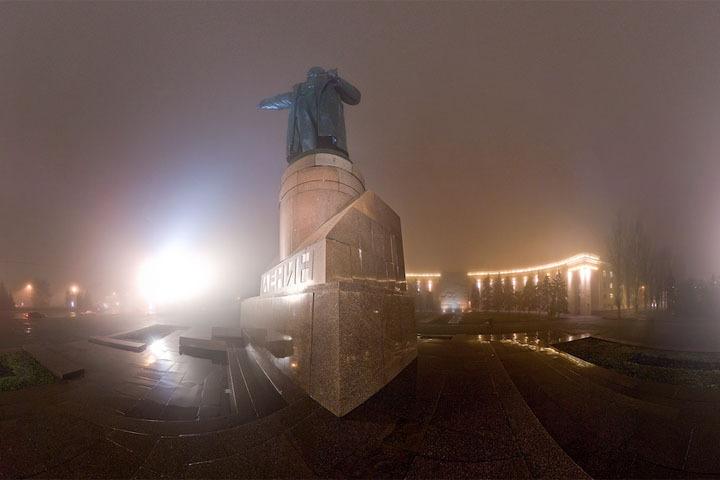 Ленин в ночи