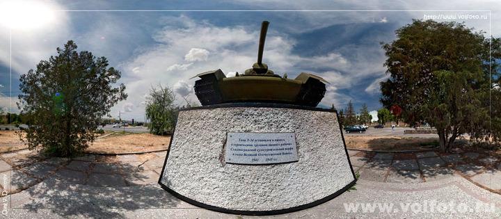 Танк Т-34 у судоверфи
