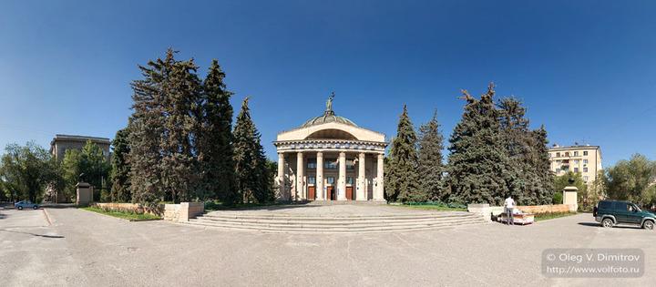 У волгоградского планетария