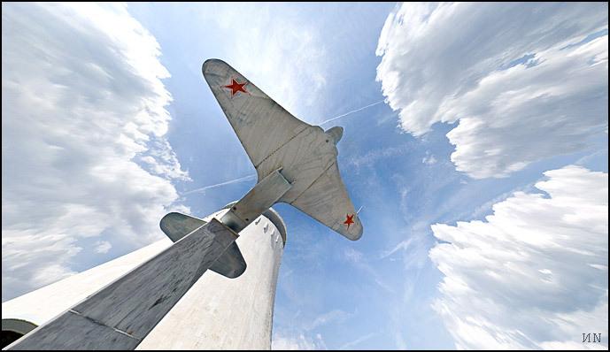 Под крылом Як-3