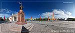 У памятника Александру Невскому