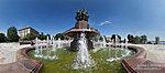 Обновленный фонтан «Искусство»