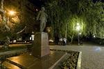 Памятник Ленину на одноименном проспекте
