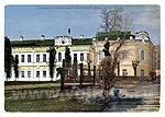Памятник Петру I у Мариинской гимназии