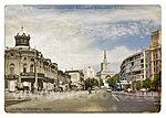 Улица Елизаветинская