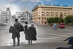 Жители возвращаются в Сталинград
