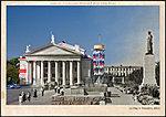 Сталин на площади Павших борцов