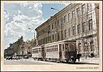 На улице Рабоче-Крестьянской