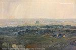 элеватор на полотне панорамы Сталинградская битва