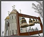 Звонница храма Всех Святых