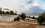 Музей-панорама и набережная Волги