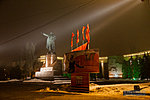 Площадь Ленина ко 2 февраля