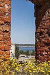Вид из окон мельницы