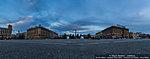 Панорама площади Павших борцов