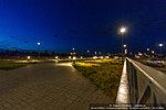 Парк у станции «Ельшанка»