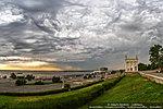 Необычные облака над Волгоградом