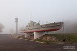 Бронекатер «БК-13» в тумане