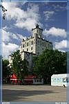 дом с башней Масляев фото