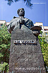 Памятник маршалу Чуйкову