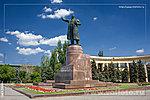 памятник Ленину фото