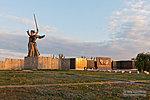 Воинское кладбище на Мамаевом кургане
