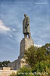 Волго-Донской канал памятник Ленину фото