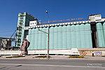 Памятник морякам-североморцам у элеватора