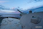 Носовое орудие бронекатера БК-13