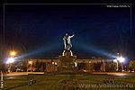 памятник Ленину ночное фото