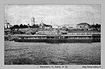 Царицынская пристань фото