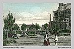 Александро-Невский собор и сквер