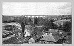 Вид на железнодорожный мост