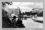Сквер на площади Павших борцов