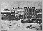Торговое здание на Октябрьской площади