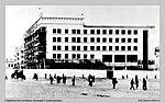 Строительство гостиницы «Большая Сталинградская»