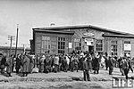 вокзал после войны фото