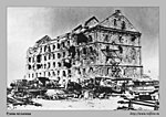 Сталинград руины мельницы фото