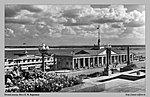 деревянный речной вокзал Сталинграда фото