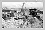 Строительство Мамаева Кургана