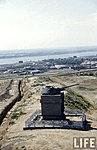 Танковая башня на Мамаевом кургане