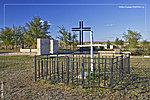 Березовый крест