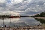 Вечер на Волго-Донском канале