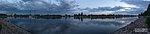 Панорама донского входа в Волго-Донской канал