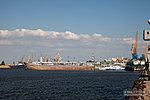 Акватория волжского порта