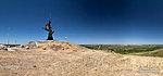 Памятник донскому казачеству и долина Хопра