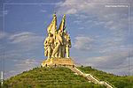Пятиморск, Соединение фронтов фото