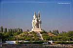 памятник Соединение фронтов
