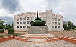 Памятник советским танкистам