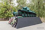Т-70 в Калаче-на-Дону