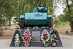 Танк-памятник Т-70